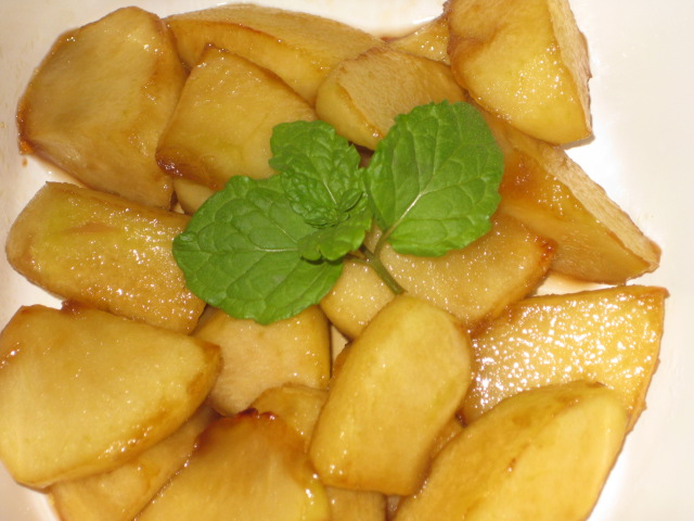 CaramelizedFriedApples1